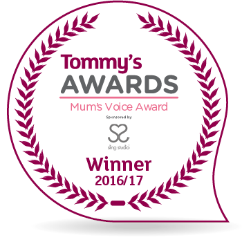 Tommy's Mum's Voice Award Winner 2016/2017